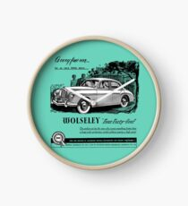 WOLSELEY FOUR FORTY FOUR 4/44 Clock