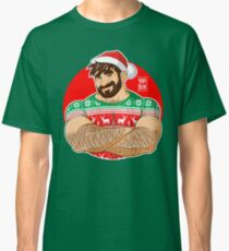 ADAM LIKES CROSSING ARMS AT XMAS PARTIES Classic T-Shirt