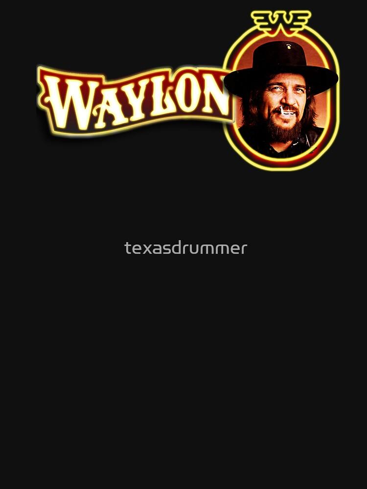 Waylon by texasdrummer