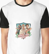 Trailer park boys, edit of Ricky Julian and Bubbles Graphic T-Shirt