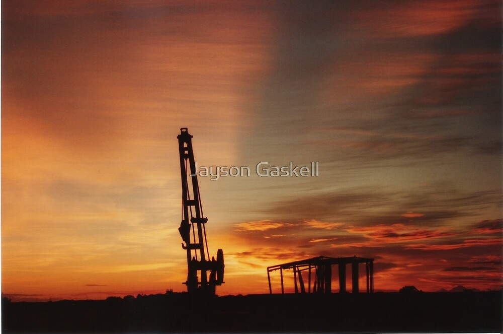 Laverton Sunrise by Jayson Gaskell