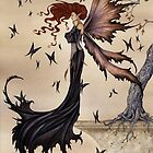 Mystique by AmyBrownArt