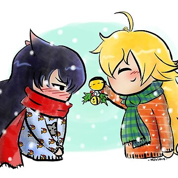 Bumbleby Xmas by NonsuchTheFirst