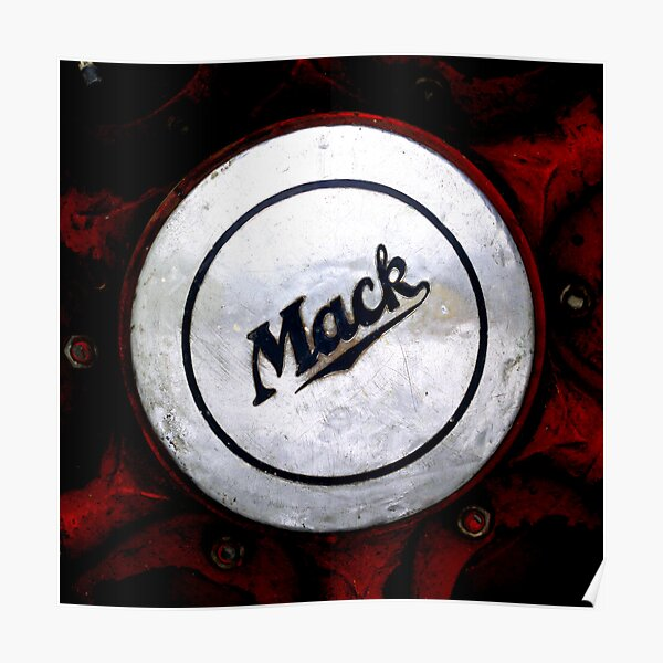 A 'Big Mac' it ain't...a BIG Mack it is.....  Poster