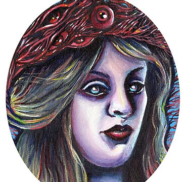 Laurel Lady  by KLoganArt