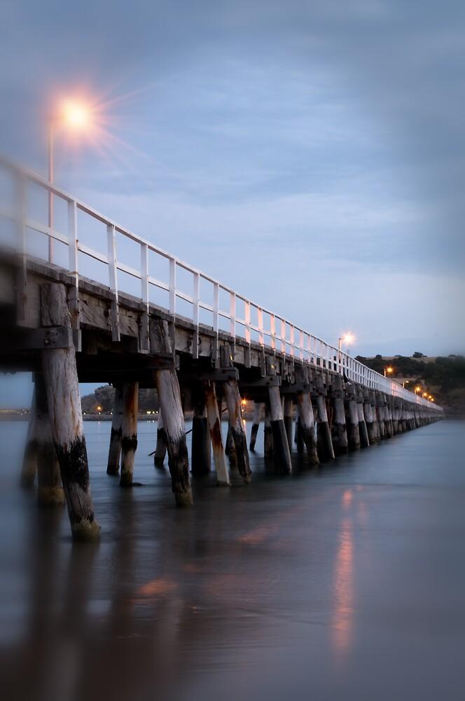 jetty light by heatherwilliams