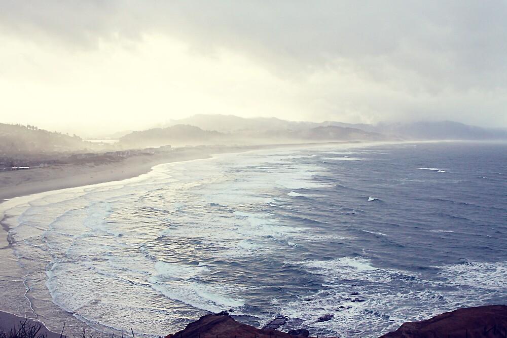 Oregon Coast by sara montour