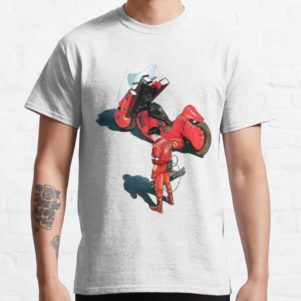 Kaneda from Akira manga and movie Classic T-Shirt