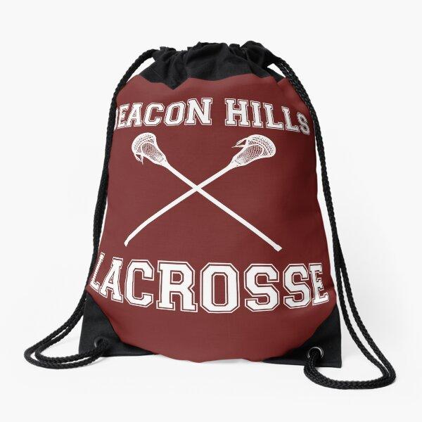 Beacon Hills Lacrosse Drawstring Bag