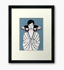Mila Framed Print