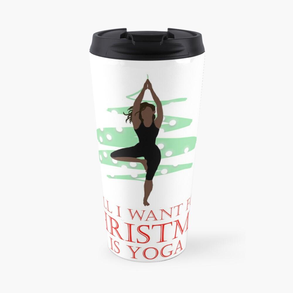All I want for Christmas #3 Travel Mug