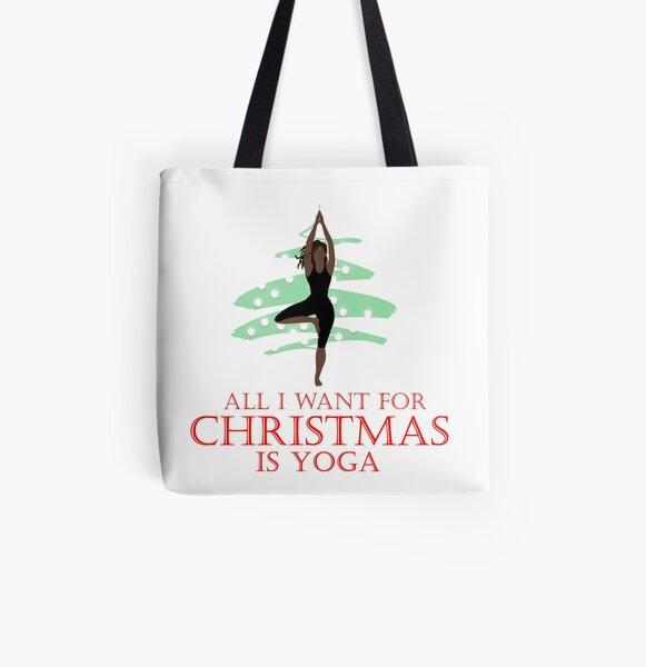 All I want for Christmas #3 All Over Print Tote Bag