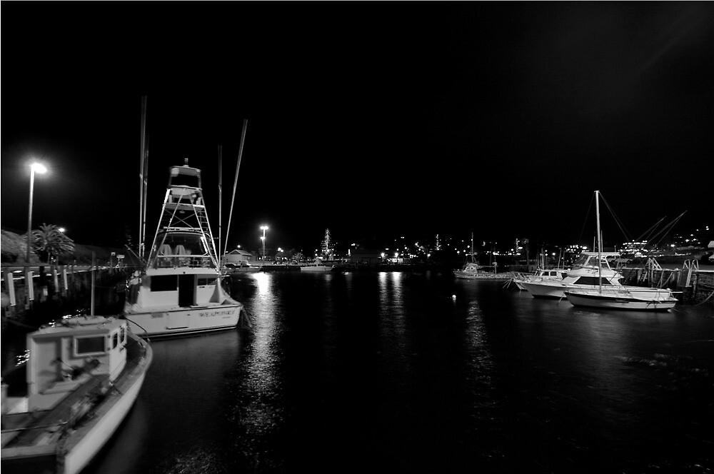 Kiama Harbour by Tim Richardson