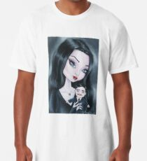 Morticia Long T-Shirt