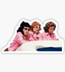 pink ladies sticker Sticker