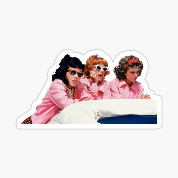 pink ladies sticker Sticker