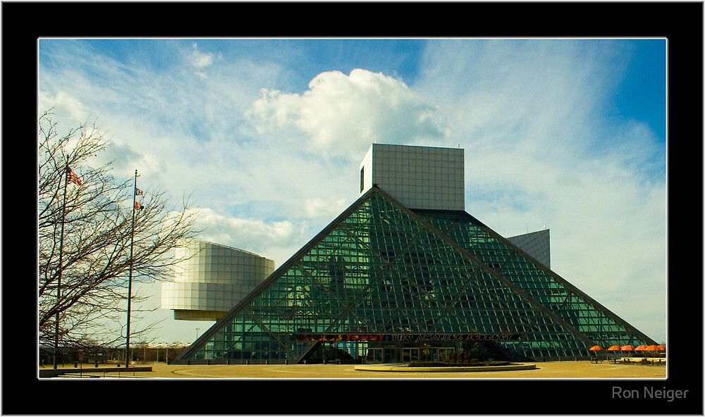 Rock Hall by Ron Neiger