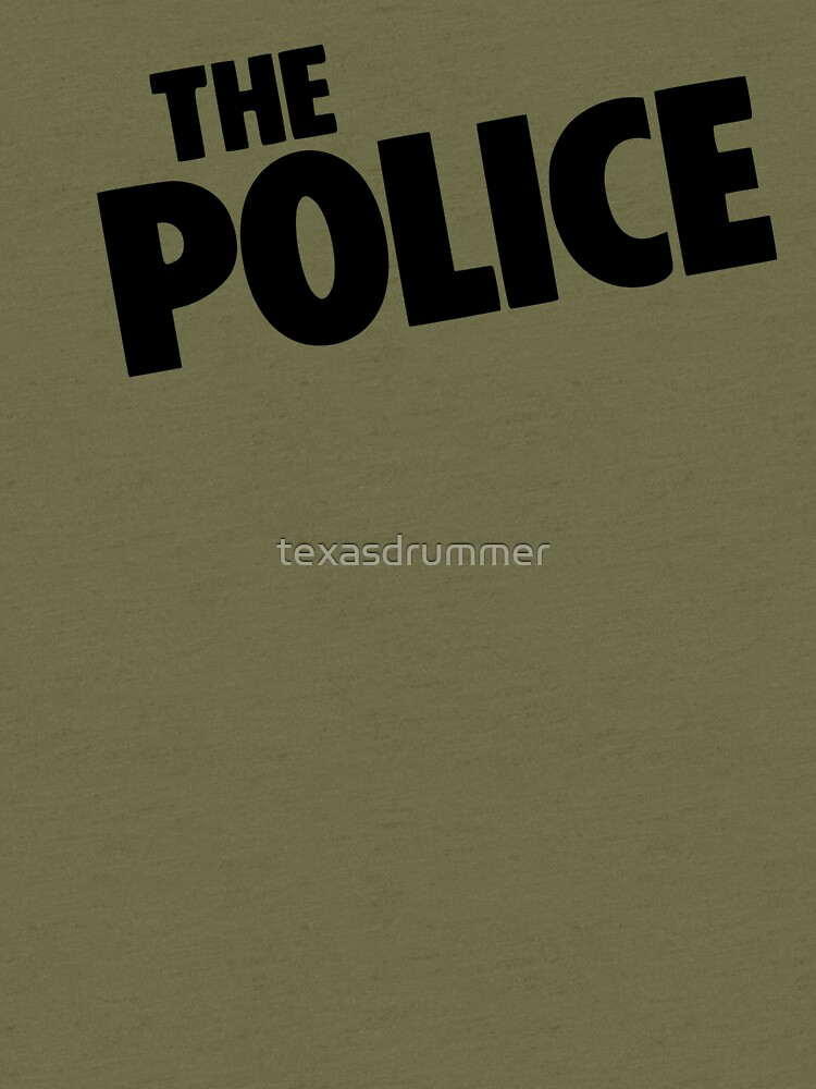 The Police by texasdrummer