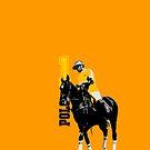 poloplayer 1 yellow von Rhea Silvia Will