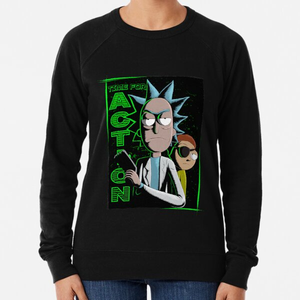 Time For Action Lightweight Sweatshirt