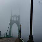 St. John foggy bridge widescreen by DevinVShop