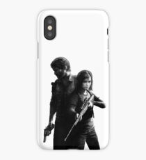 The Last Of Us - Ellie and Joel Design iPhone Case/Skin