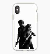 The Last Of Us - Ellie and Joel Design iPhone Case