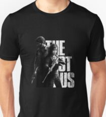 Camiseta unisex The Last Of Us - Ellie and Joel Design