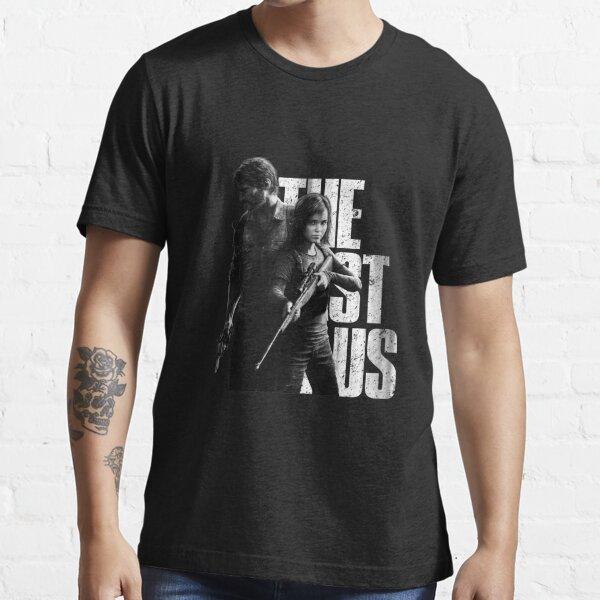 The Last Of Us - Ellie and Joel Design Essential T-Shirt