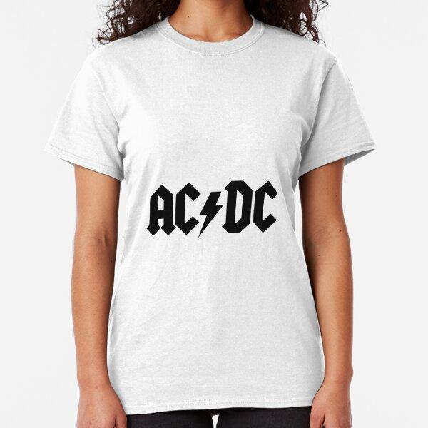 AC/DC stuff Classic T-Shirt
