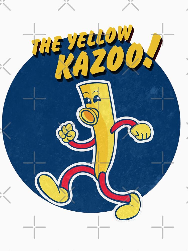The Old-Timey Kazoo by TheYellowKazoo