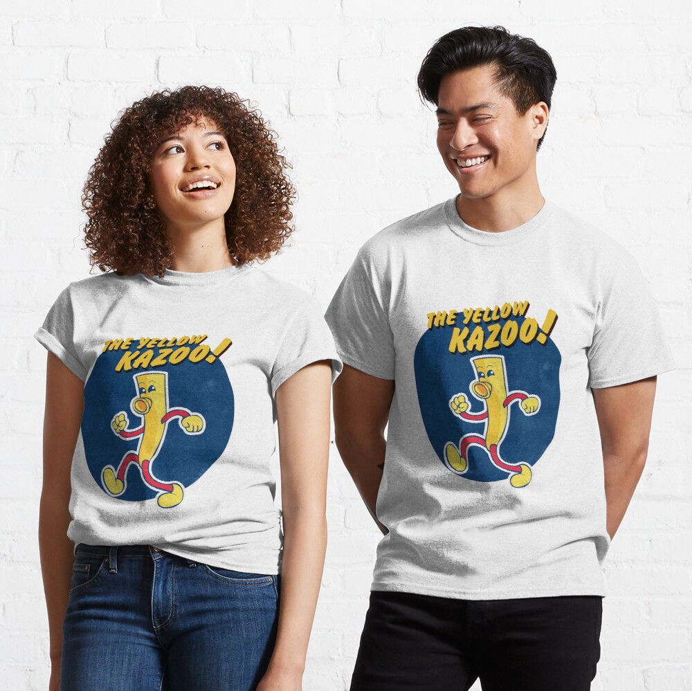 The Old-Timey Kazoo Classic T-Shirt