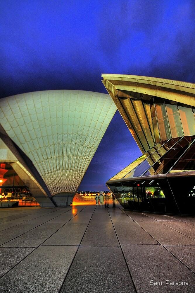 Sydney Opera House by Sam  Parsons