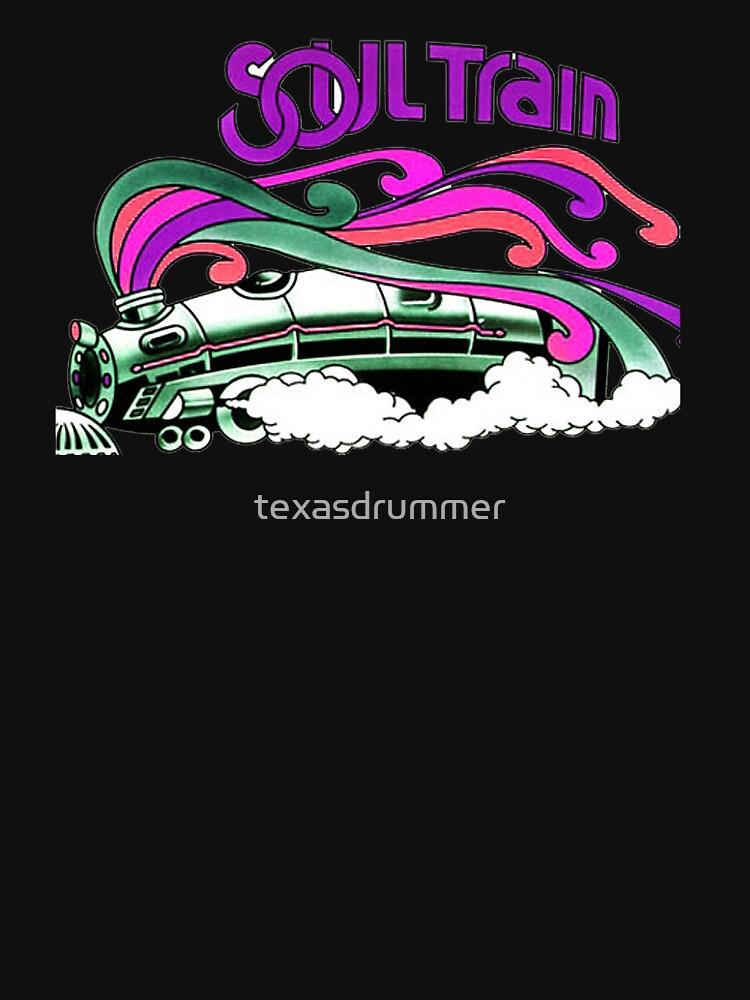 Soul Train by texasdrummer