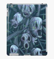 Floral Hellscape II iPad Case/Skin