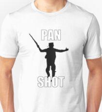 The Ballad of Buster Scruggs Pan Shot! Unisex T-Shirt
