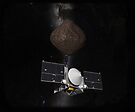 NASA's OSIRIS REx Mission to the asteroid Bennu without title by Ray Cassel
