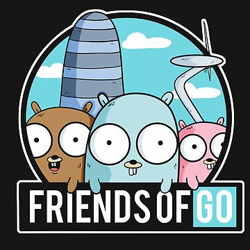 Friends of GO by maestromakhan