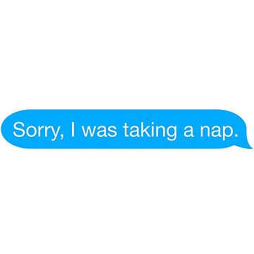 Sorry, I was taking a nap by swagner96