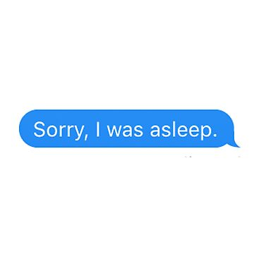 Sorry, I was asleep by swagner96