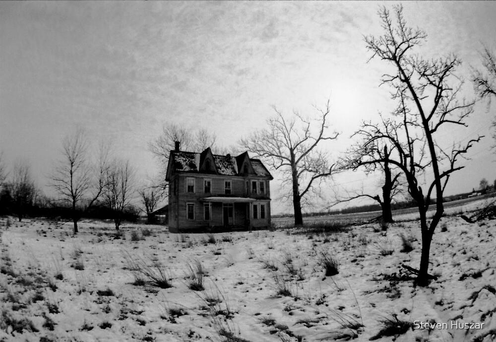Haunted by Steven Huszar