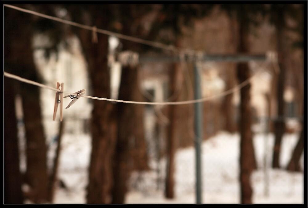 The Clothesline by Rdestruction