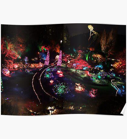 Night in the Sunken Garden(2) Poster