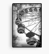 Fairest Wheel Canvas Print