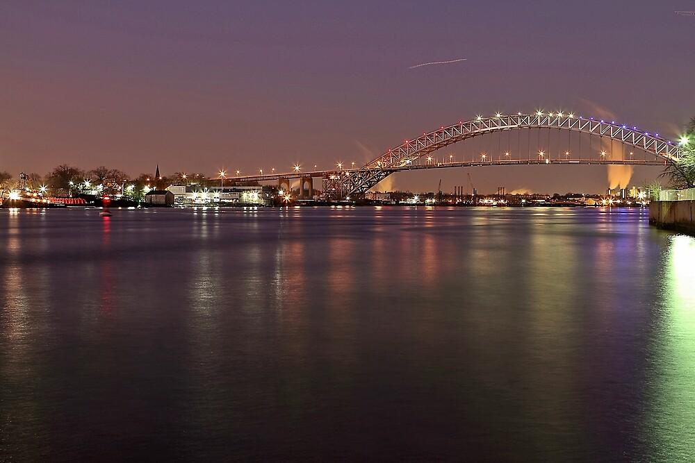 Bayonne Bridge by pmarella