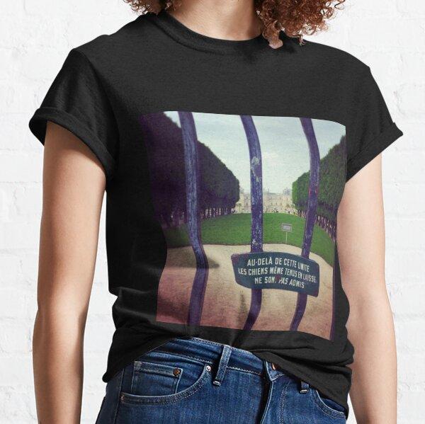 Gotta be above it Classic T-Shirt