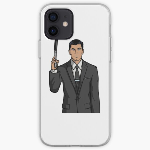 Archer iPhone Soft Case
