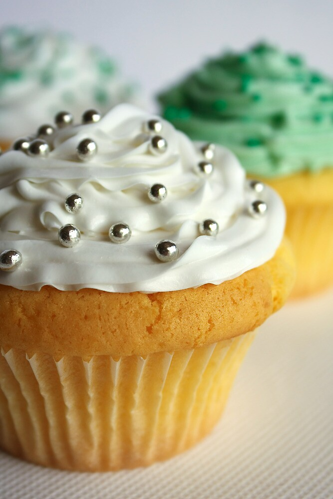 Cupcakes by Framed-Photos