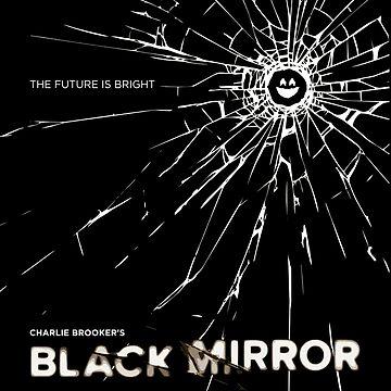Black Mirror ® Merch by Halla-Merch