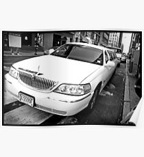Uptown Limousine Poster
